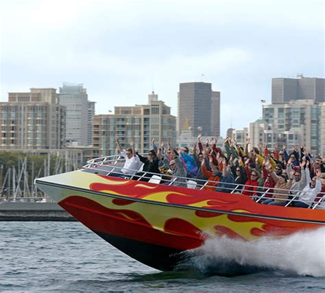 San Francisco Private Boat Tours by Rocketboat On San Francisco Bay Rocket Boat