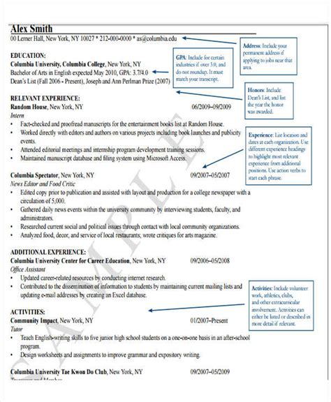 resume format for mba faculty fresher lecturer resume templates 5 free word pdf