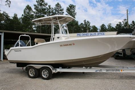 Tidewater Boats For Sale In South Carolina by Tidewater 230cc Adventure Boats For Sale In South Carolina