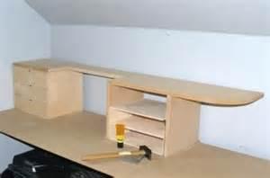 comment fabriquer un bureau en bois meilleures images d