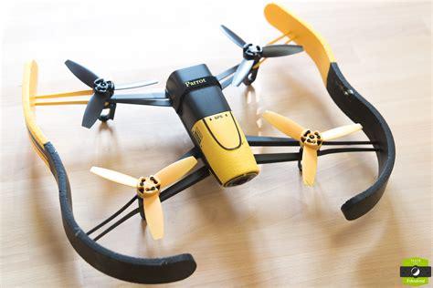 test du parrot bebop drone les  de vacances prennent leur envol frandroid