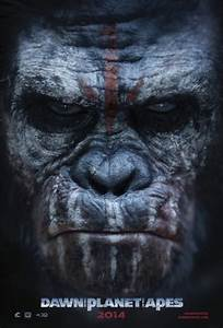 Dawn of the Planet of the Apes Movie Poster (#2 of 9 ...