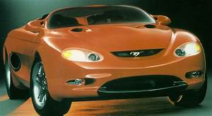 1993 Ford Mustang Mach III - Concepts