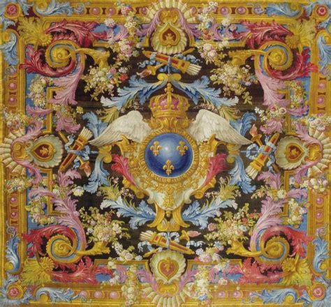 un tapis exceptionnel acquis pour le ch 226 teau de versailles paperblog