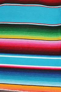 Serape blanket. Indigenous Mexican blanket. Good for ...