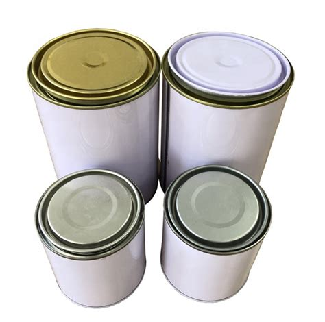 The psd file is easy and fully editable with smart objects. 500ml/1L/4L/20L chemical paint tin can bucket pail wholesale