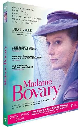 madame bovary en dvd