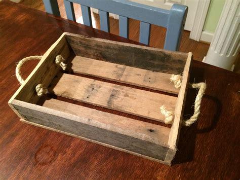 ideas simple tips   good storage  wood crates