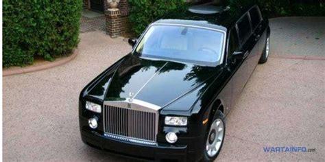 Gambar Mobil Rolls Royce Phantom by 10 Mobil Limosin Termewah Paling Termahal Di Dunia