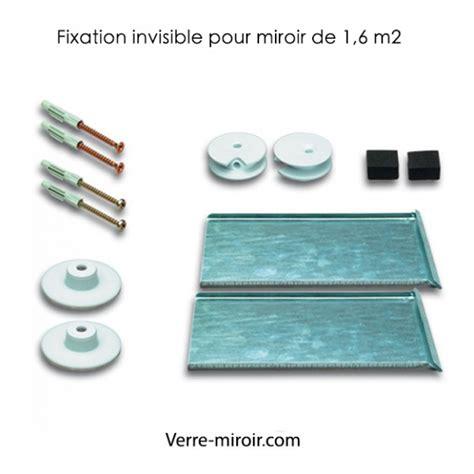 Fixation Miroir Invisible Fixation Invisible Pour Miroir De 1 6 M2