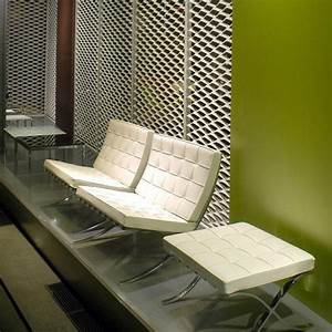Mies Van Der Rohe Sessel : knoll international barcelona mies van der rohe sessel ambientedirect ~ Eleganceandgraceweddings.com Haus und Dekorationen