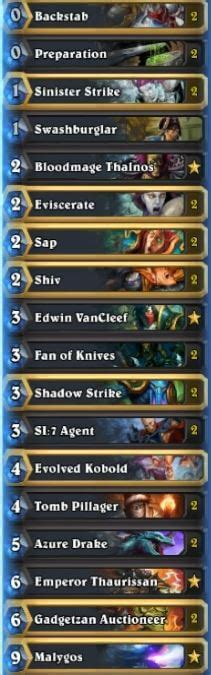 Kolento Decks Archives  Hs Decks And Guides
