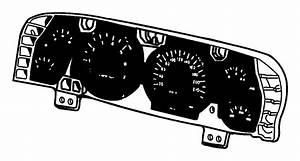 Dodge Ram 2500 Instrument Cluster