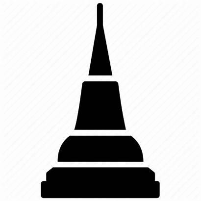 Temple Icon Thai Thailand Place Religious Religion