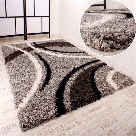 tapis noir poil long pas cher idees de decoration