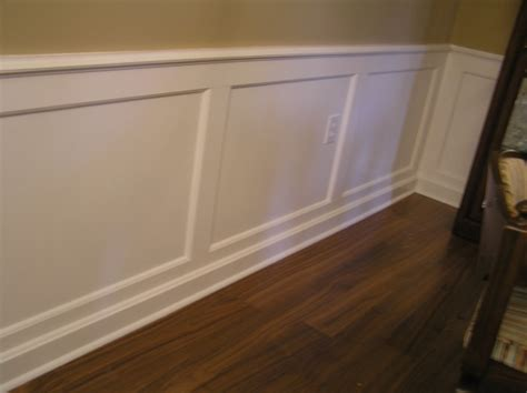 wainscoting  crown molding question woodworking talk