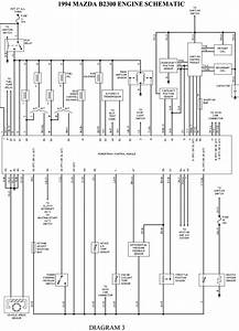 1995 Mazda B2300 Wiring Diagrams
