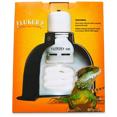 Flukers Sun Dome Cl L by Fluker S Mini Sun Dome Reptile L Petco