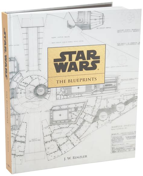 Star Wars The Blueprints Expertly Chosen Gifts
