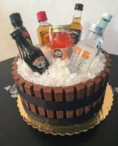 Jack Daniels KitKat barrel cake   Cakes   Jack daniels ...
