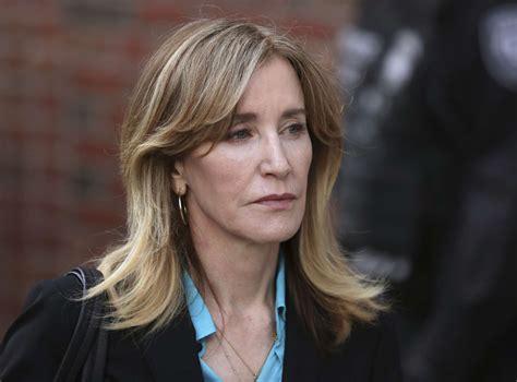 felicity huffman plea details revealed  feds seeking