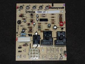 Honeywell Universal Control Board St9120u1011 Replaces Obsolete St91201u1003