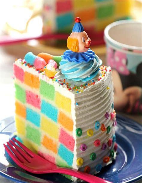 cuisine du dimanche rainbow cake damier rainbow cake les créations