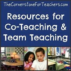 Tips For Coteaching & Team Teaching