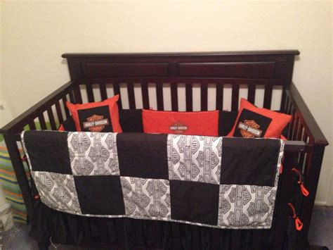 harley davidson crib bedding custom made harley davidson crib bedding for my i