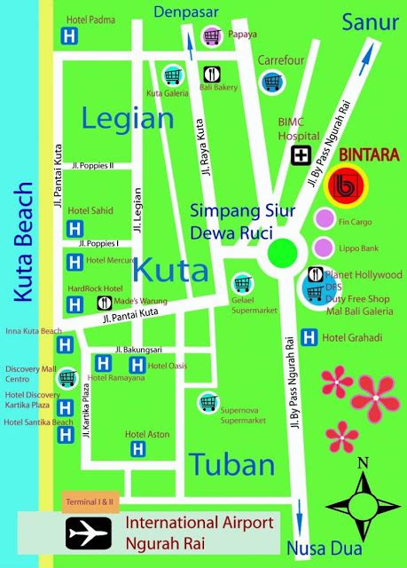 bali island hotels map information bali weather forecast