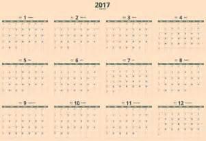 karennda 2017 2017 calendar printable for free