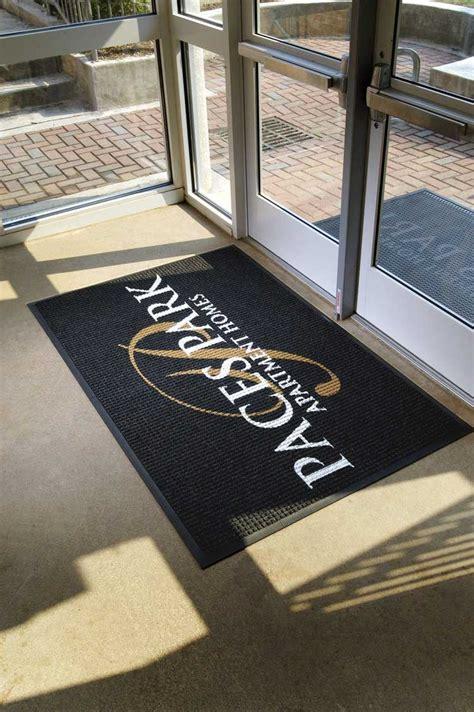 Custom Outdoor Doormats by Waterhog Door Mat Custom Waterhog Logo Mats For Business