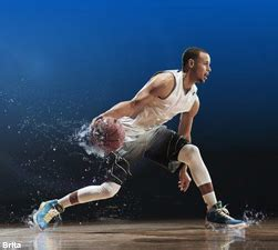 stephen curry signs  year endorsement deal  water