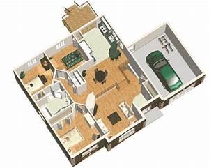 Simple Three Bedroom House Plan 80627PM 1st Floor