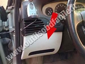 Obd2 Connector Location In Lancia Lybra  1998