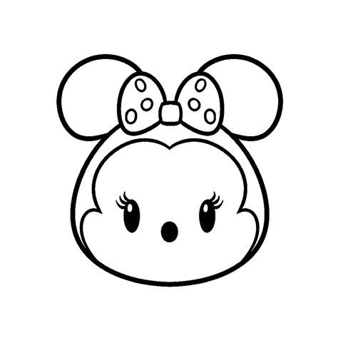 Kleurplaat Minnie Mouse Baby by Leuk Voor Minnie Mouse