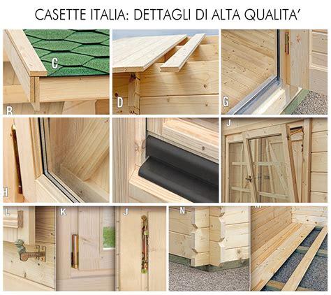 casette di legno x giardino bungalow in legno lucca 14 4x4 casette da giardino in