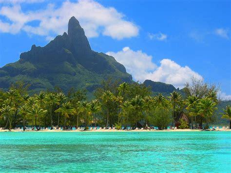 Bora Bora French Polynesia South Pacific Oceania Hd