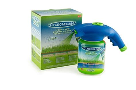 spray grass seed hydroseeding hydro mousse liquid lawn fescue hydroseeding kit covers up to 100 sq ft new ebay