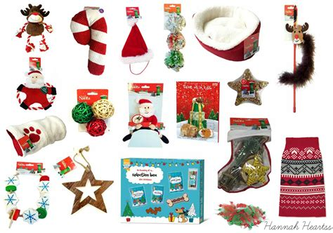 christmas gifts for pets hannah heartss