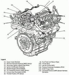 1996 Pontiac Grand Am 3 1l Engine Diagram