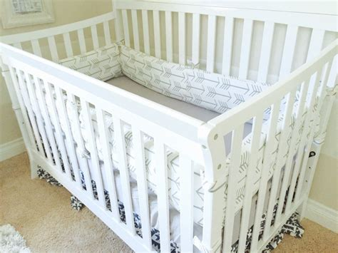 bumpers for cribs baby boy nursery part 3 how to make crib bumpers miss
