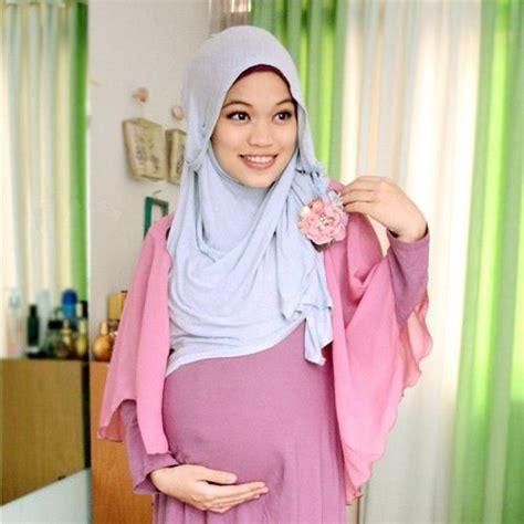 Cara Wanita Untuk Hamil Model Baju Muslim Wanita Hamil Remaja Update Remaja Update