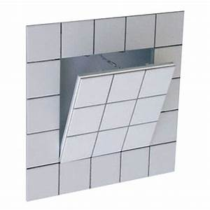 system f3 non hinged removable recessed for 1 2 5 8 With tiled access panels bathroom