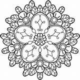Coloring Pond Pages Mandala Secret Printable Mandalas Mondaymandala Calm Shoreline Oxygen Sheets Flowers Drawing Visit Lily Waters Hamdi Colouring sketch template
