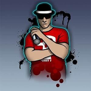 Awesome Graffiti Murals Gangsta 3D Designs | Google Gendeng