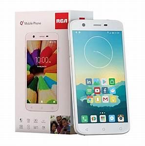 Rca Q1 4g Lte  16gb  Unlocked Dual Sim Cell Phone  Android