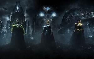 Download wallpapers Injustice 2, 2017, 4k, Batman ...