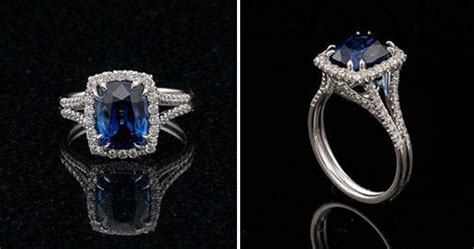 non traditional engagement rings what the sapphire