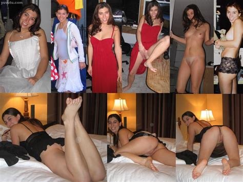 before after dressed undressed bdsm on yuvutu homemade amateur porn sexy erotic girls